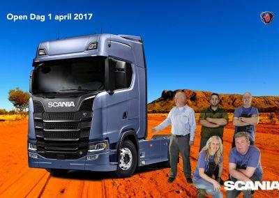 Scania open dag