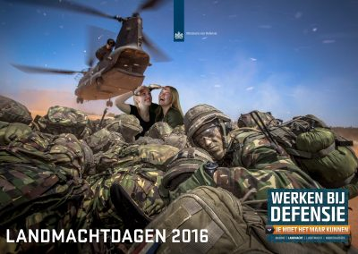 Landmachtdagen 2016 | Defensie
