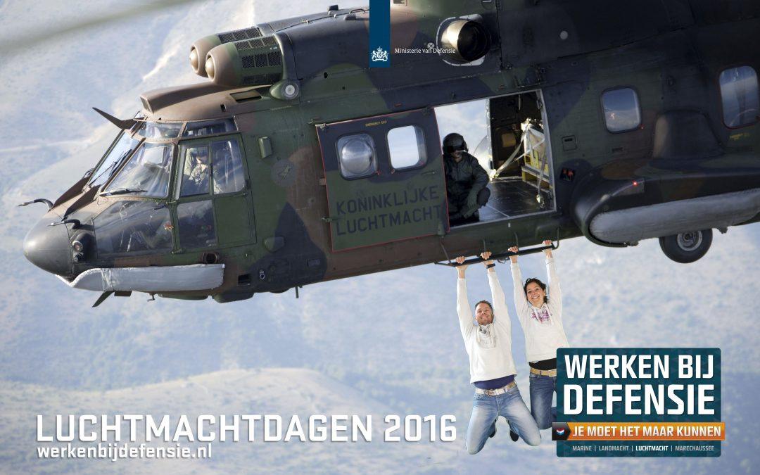 Luchtmachtdagen Defensie